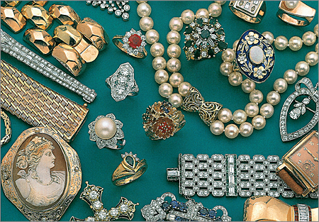 The Estate Jewellery Collection