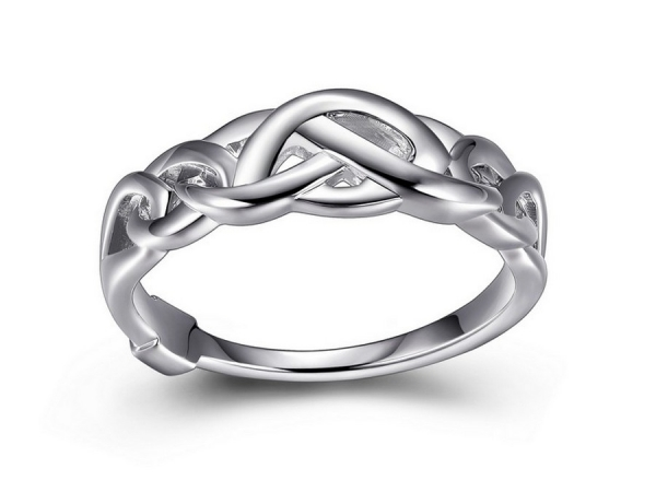 Silver Ring by Elle Jewelry