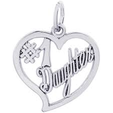 Silver Charm by Rembrandt Charms
